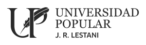 Logo Universidad Popular Resistencia